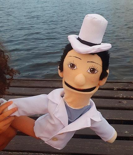 Fantoche - Boto Homem