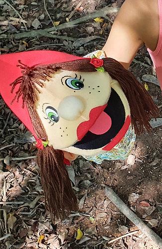 Fantoche - Chapeuzinho Vermelho