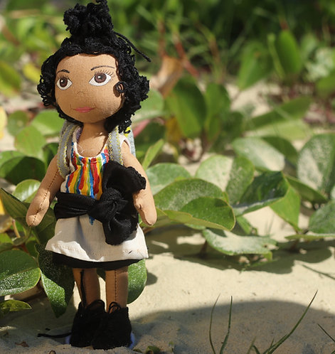 Boneca Aninha P