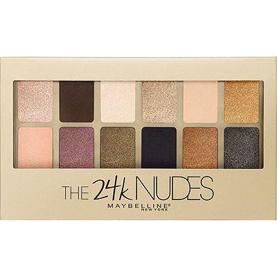 Maybelline 24K Nudes