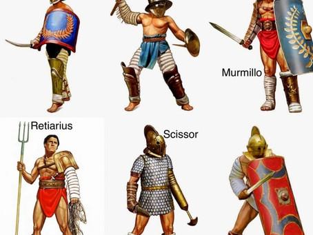 Gladiators Rising