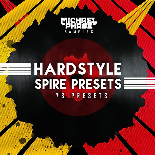 Hardstyle Spire Presets