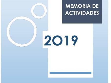Memoria de la consulta 2019
