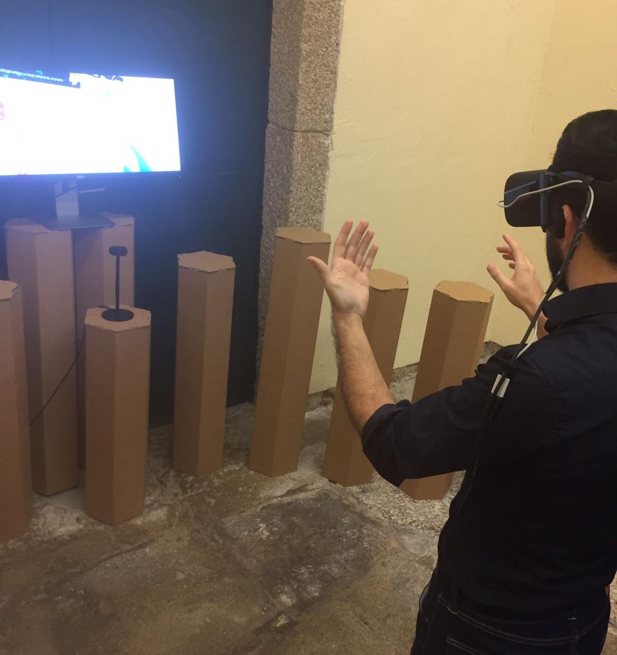 Carlos Salas realidad virtual
