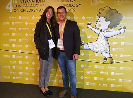 VI Congreso Internacional de Psicología Clínica y de la Salud del Niño y el Adolescente