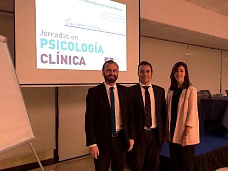 Jornadas de Psicología Clínica en la Universidad Francisco de Vitoria