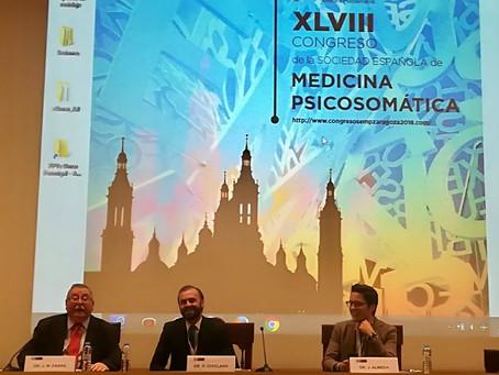 XLVIII Congreso de la Sociedad Española de Medicina Psicosomática