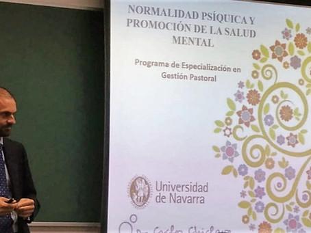 Formación en la Universidad de Navarra