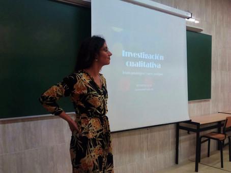 Investigación cualitativa, debates metodológicos y nuevos paradigmas