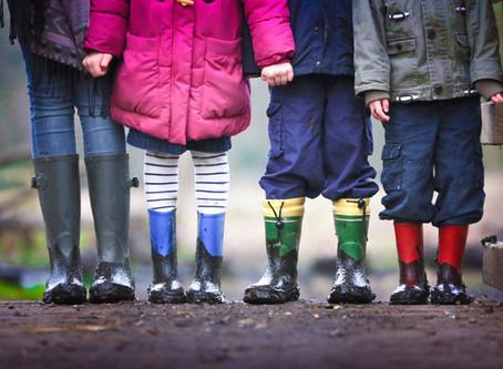 Pautas para padres en las salidas a la calle con los niños