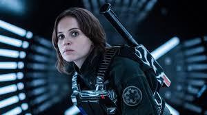 Rogue One. Esperanzada Jyn Erso