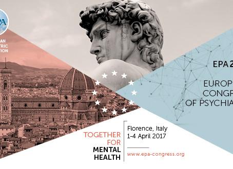 'Together for Mental Health', 25º Congreso Europeo de Psiquiatría