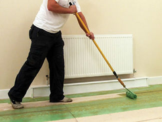 Floor preparation product, primer