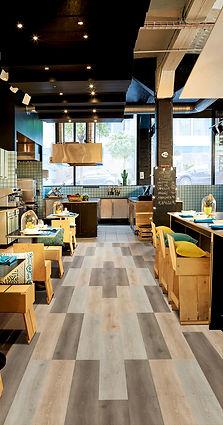 luxury vinyl tiles, LVT, Click Vinyl