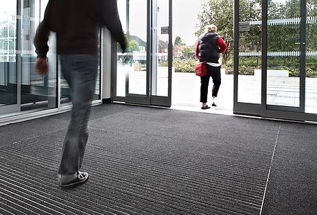 entrance mat, aluminum matting