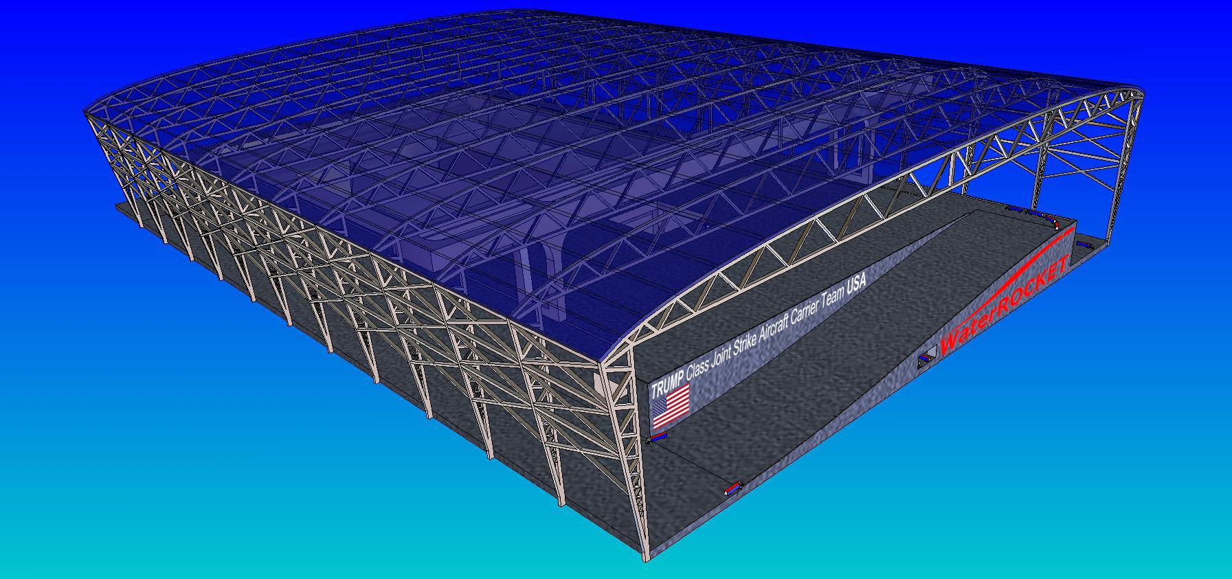 trump concrete mold assem1f2
