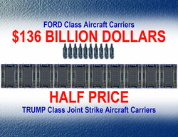10 Ford and 10 Trump Lineup