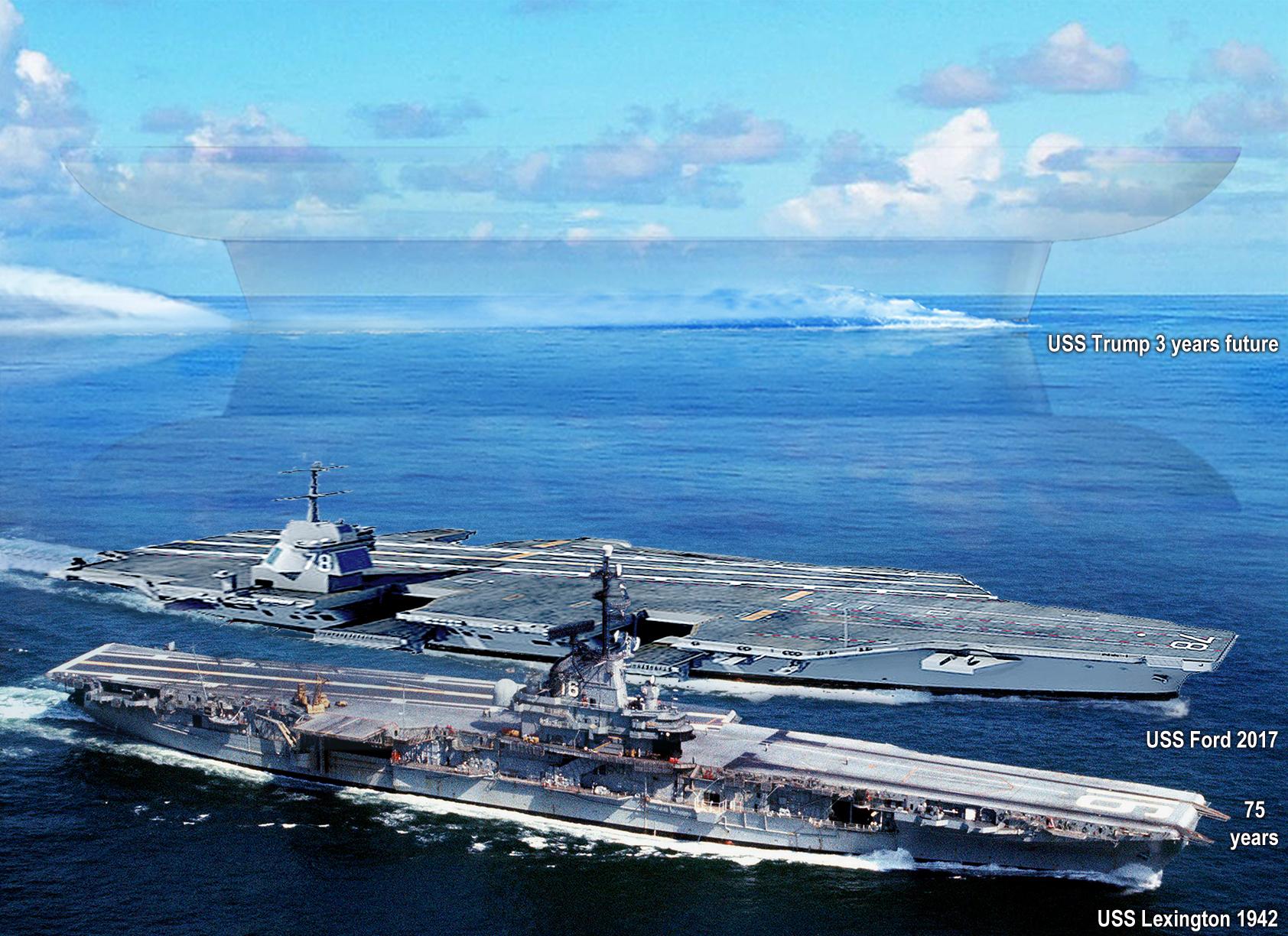 USS_Lexington 23 September 1942