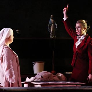La Zia Principessa in Suor Angelica at The Abbey Theatre (RIAM)