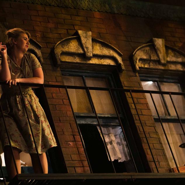 Mrs Jones in Kurt Weill's Street Scene with the Alexander Gibson Opera School