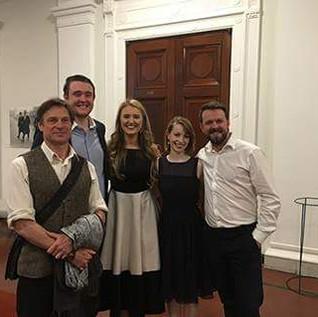 Simon Keenlyside Masterclass at the National Concert Hall Dublin