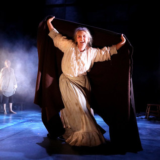 Florence Newton in Vagabones by Raymond Deane
