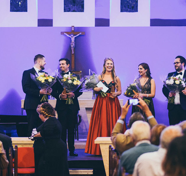 NI Opera Festival of Voice Audience Prize Winner