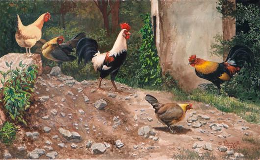 Pollos De Copala by Farrell R. Collett