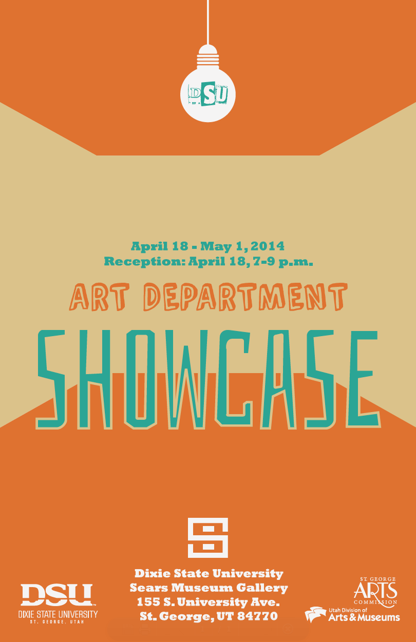 2014 Art Department Showcase