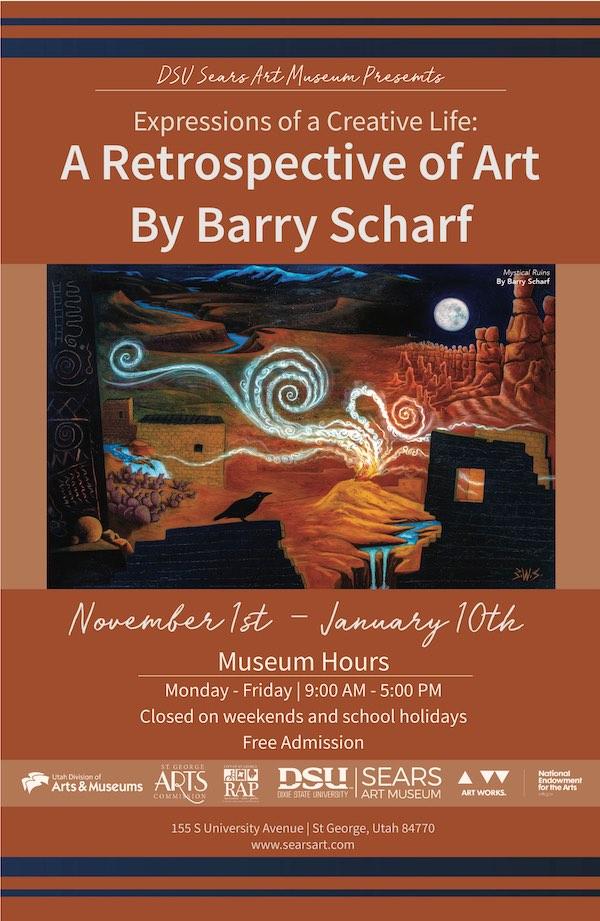 Barry Scharf