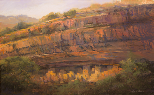 Mesa I by Lance Turner