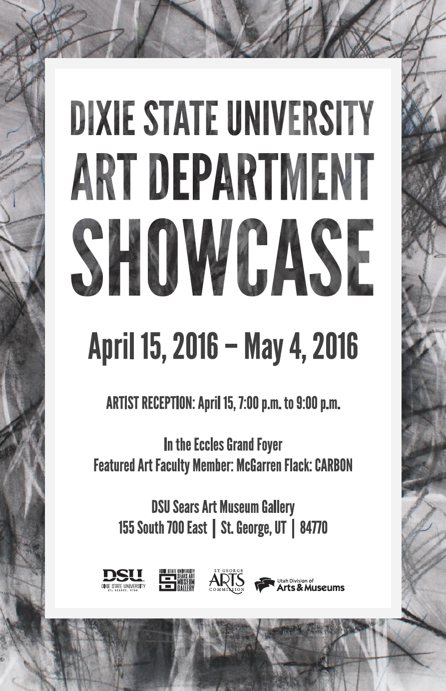 2016 Art Department Showcase