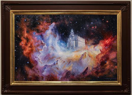 Celestial Glory - St. George, Temple
