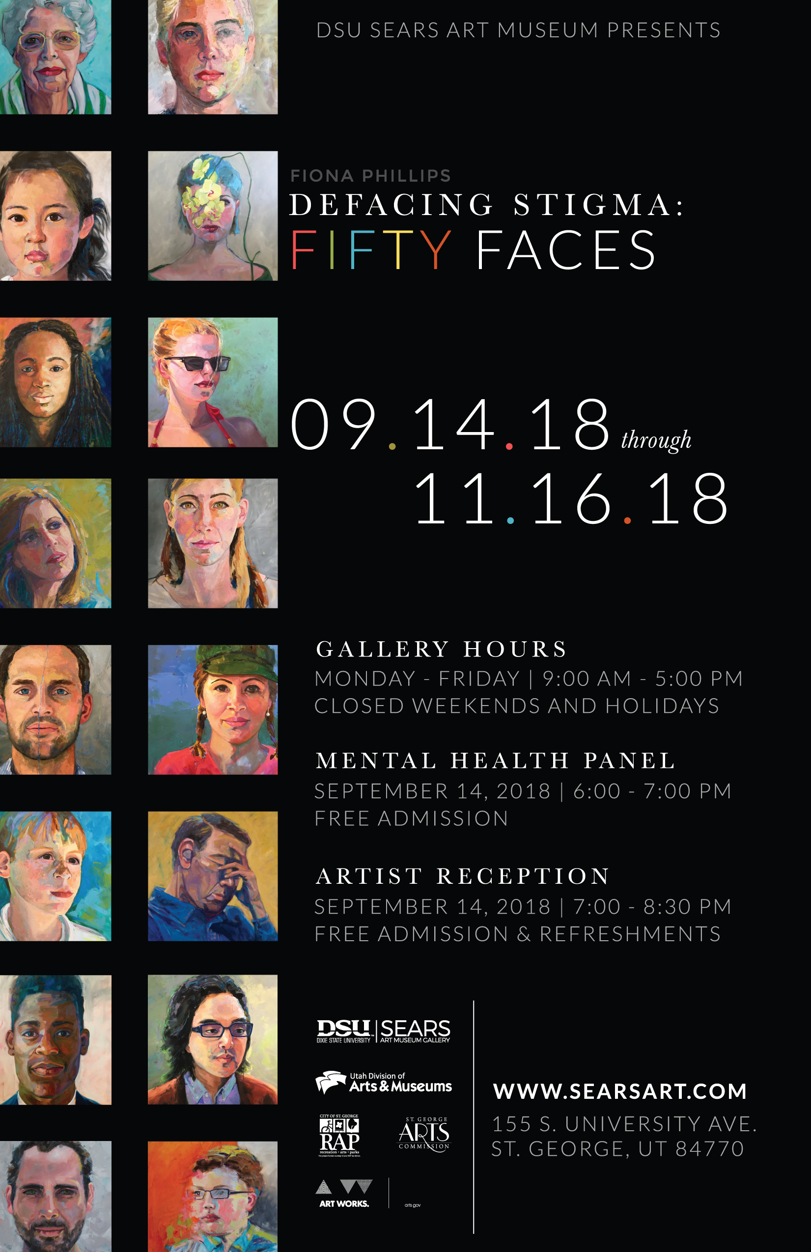 Fifty Faces