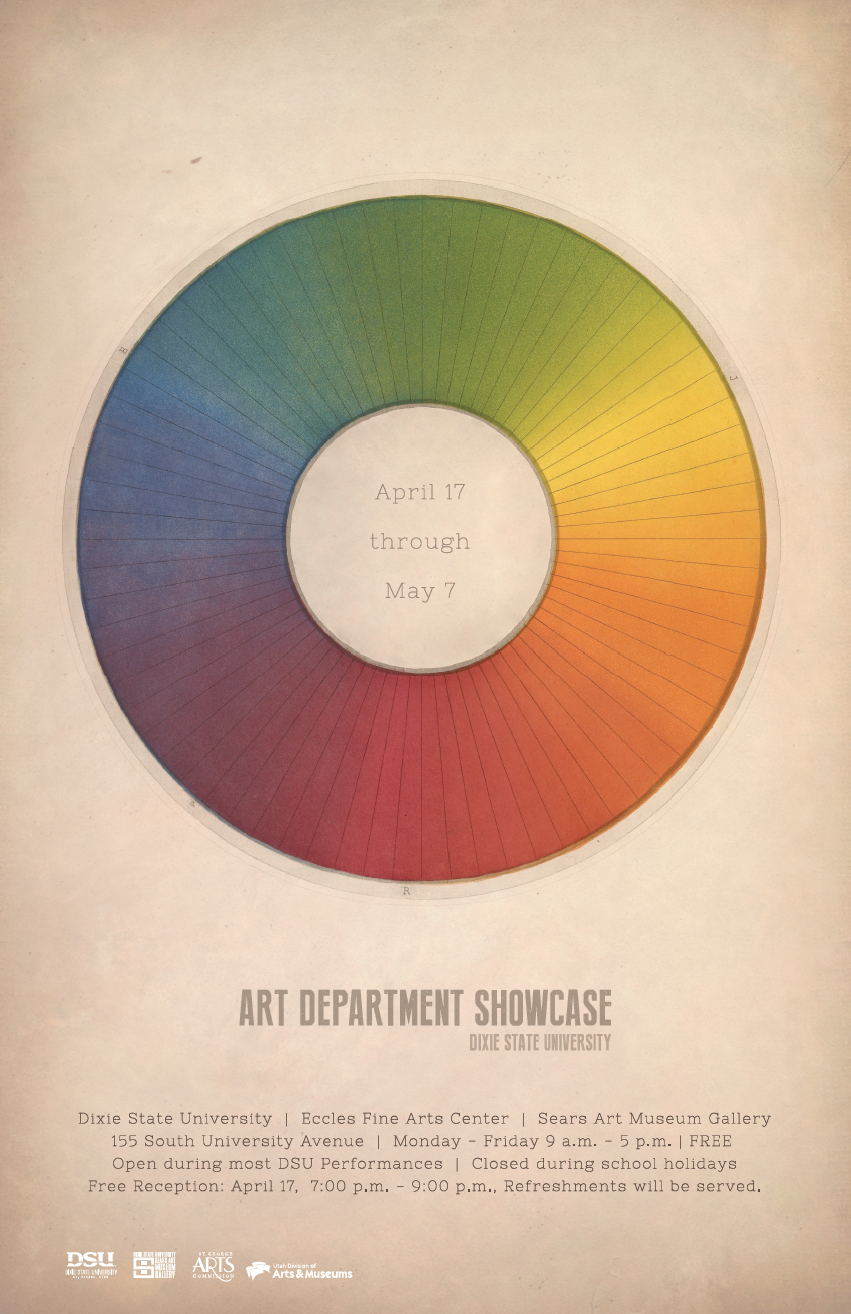 2015 Art Department Showcase