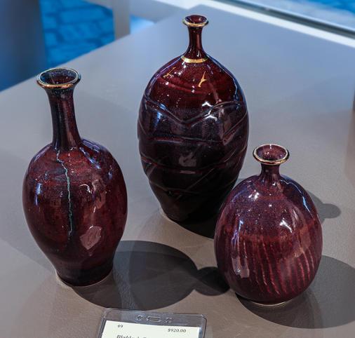 Blakley's Favorite Glaze - Set of Three