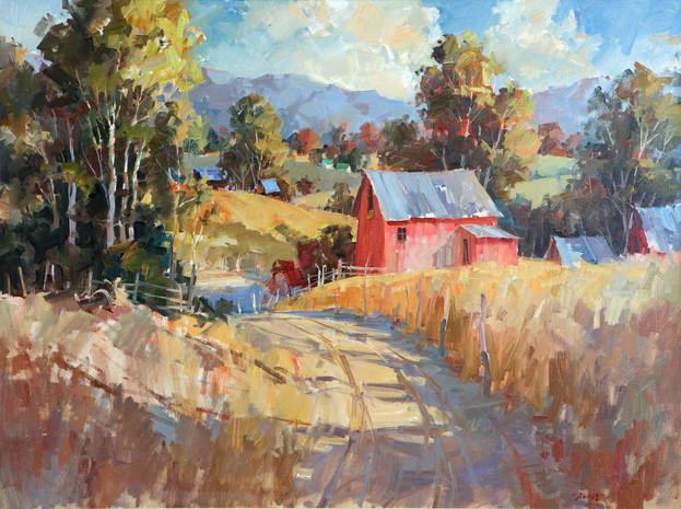 Shady Lane by Steven F. Songer