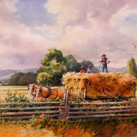 In From the Fields by Roland Lee