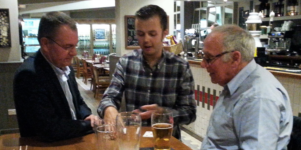 Chester Guild of Magicians Club Meeting