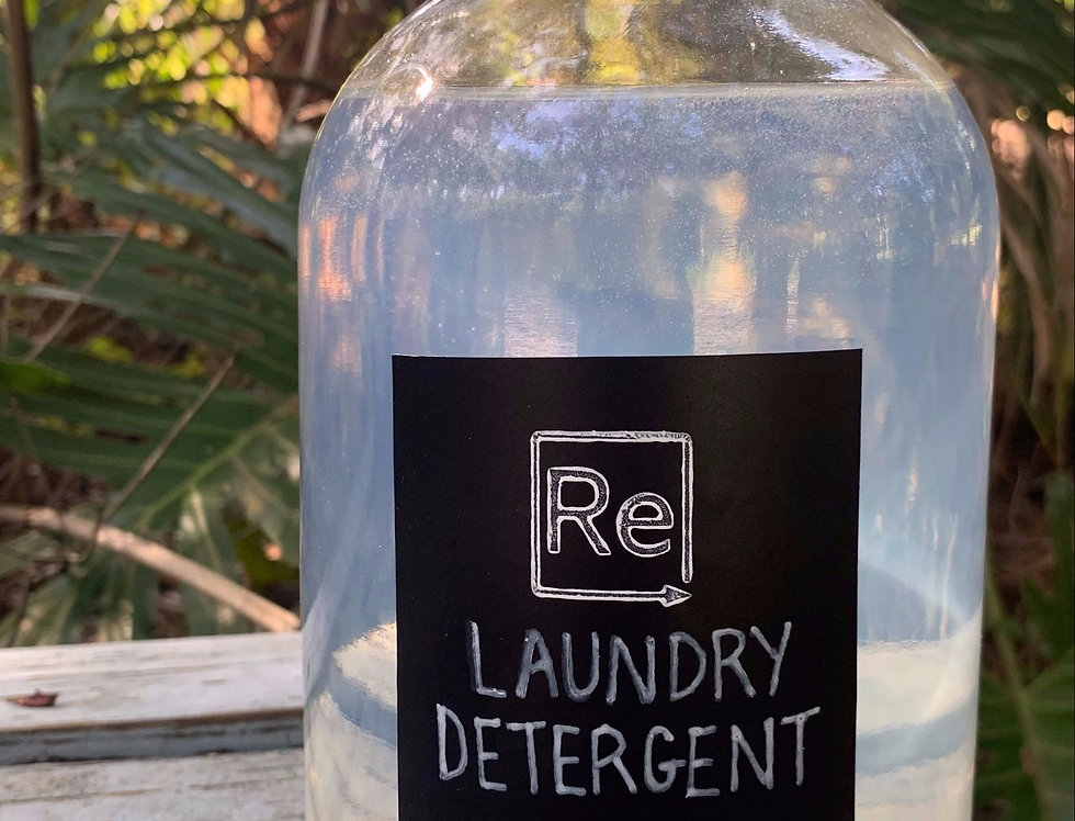 Laundry Detergent, 64 oz Refill
