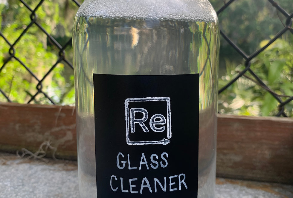 Glass Cleaner, 32 oz Refill