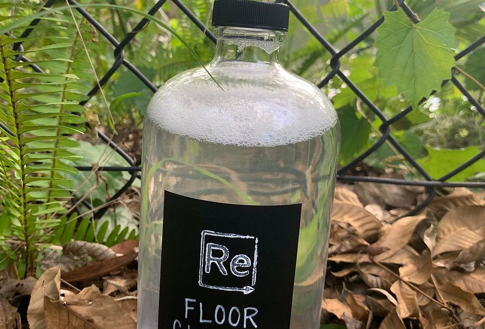 Floor Cleaner, 32 oz Refill