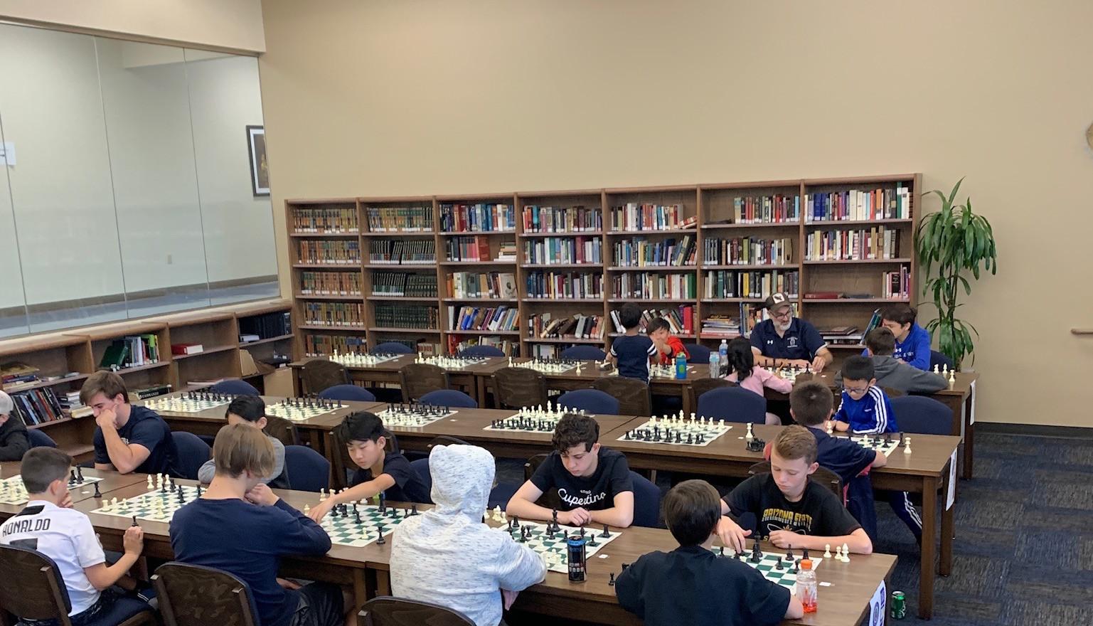 Chess Peace Tournament: February 8, 2020
