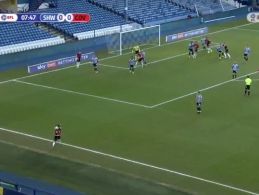 Sheffield Wednesday 1-0 Coventry City