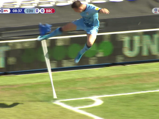 Coventry City 3-1 Bristol City