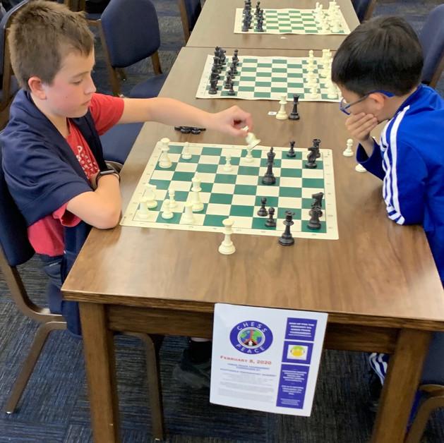Chess Peace Tournament