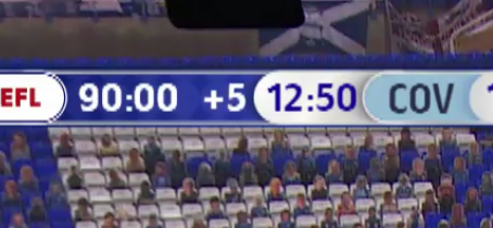 Coventry City 1-2 Nottingham Forest