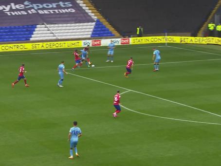 Coventry City 0 - 4 Blackburn Rovers