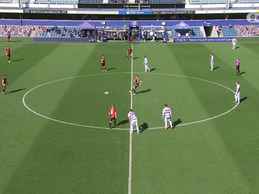QPR 2-0 Coventry City