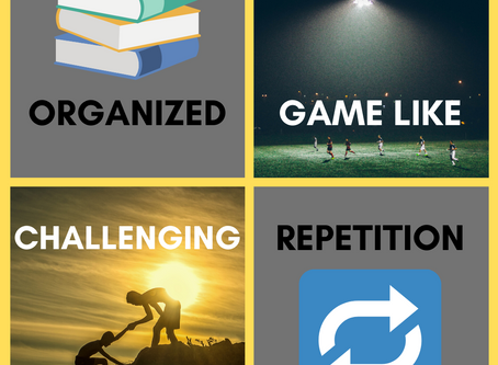 5 Elements of Training Activity